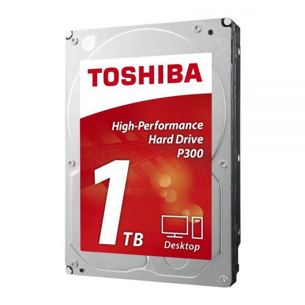 """Toshiba P300 1 TB 3.5"""" Internal Hard Drive - SATA"""