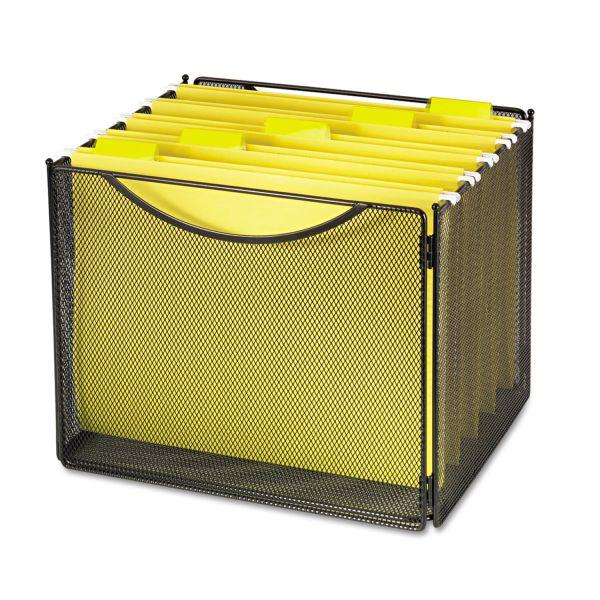 Safco Portable File Box