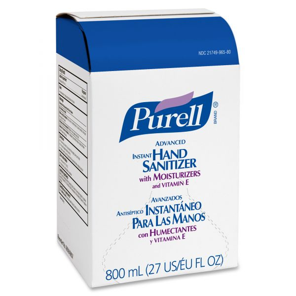 Purell Bag-In-Box Instant Hand Sanitizer Refills