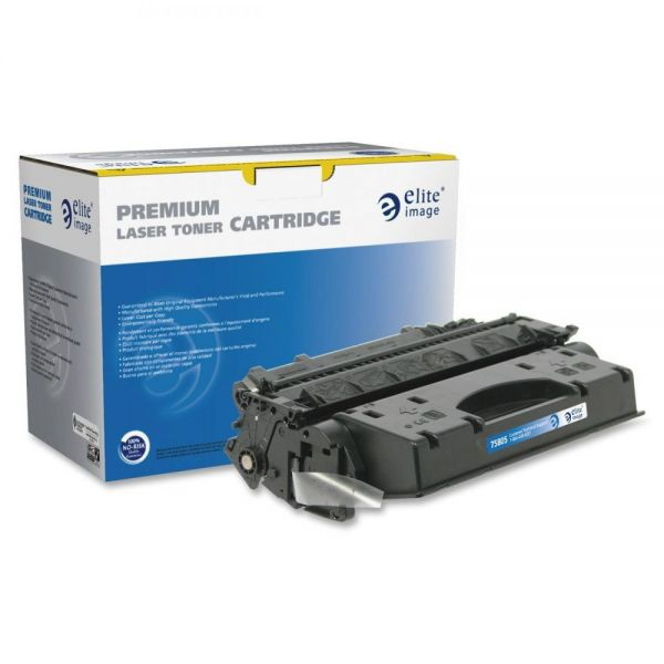 Elite Image Remanufactured HP CF280X Black Toner Cartridge