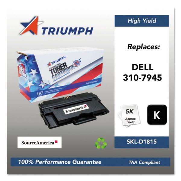 SKILCRAFT Remanufactured Dell 310-7945 Black Toner Cartridge