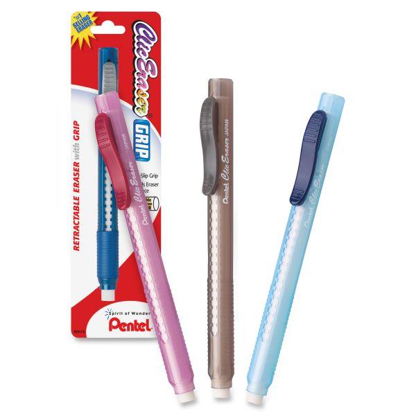 Pentel Clic Retractable Eraser