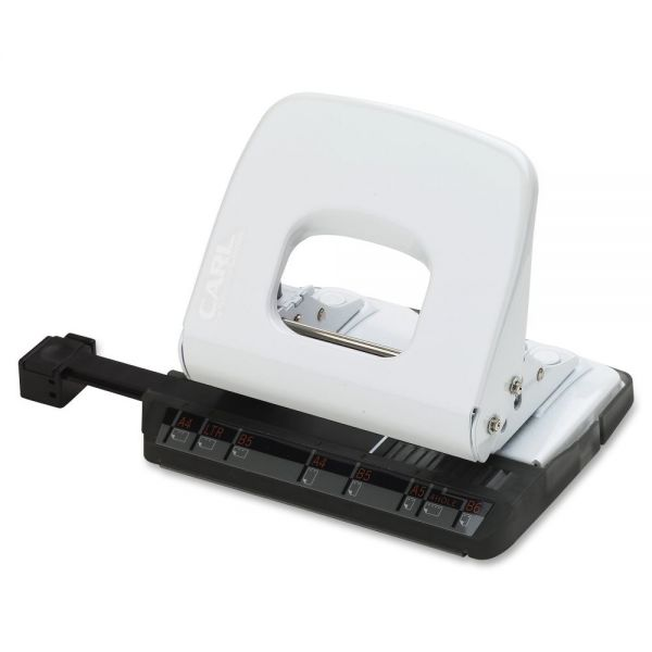 CARL Colorful Two-Hole Punch