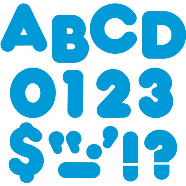 Trend Casual Uppercase Ready Letters