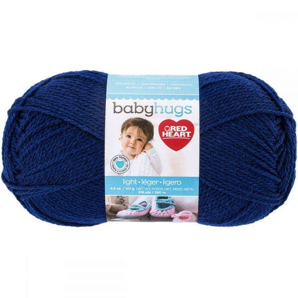 Red Heart Baby Hugs Yarn - Blueberry