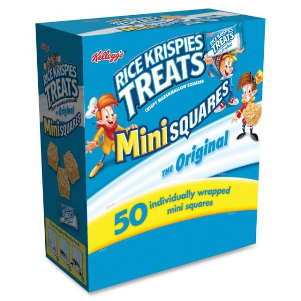 Rice Krispies Treats Original Mini Squares
