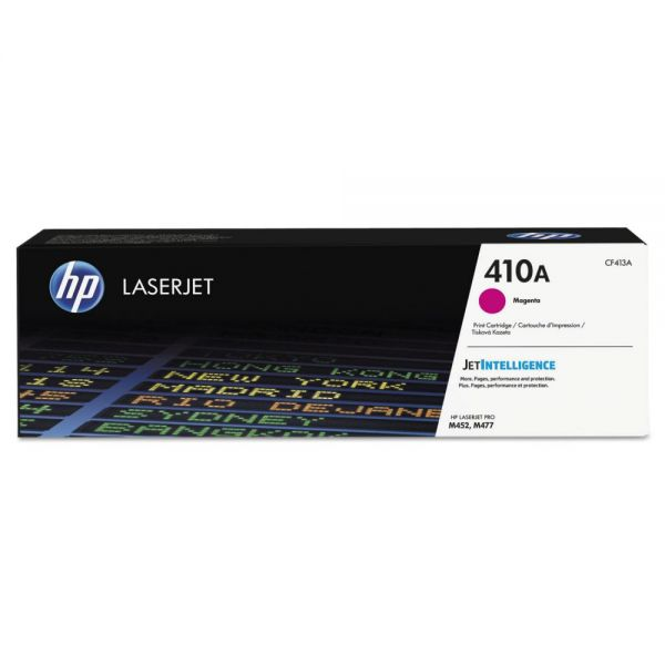 HP 410A Magenta Toner Cartridge (CF413A)