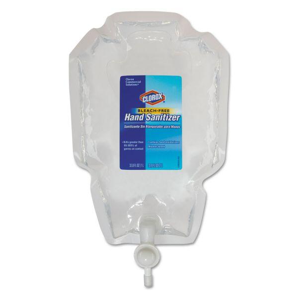 Clorox Unscented Hand Sanitizer Refill