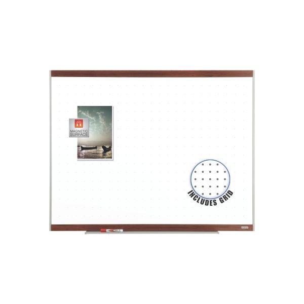Quartet Platinum Total Erase 8' x 4' Magnetic Dry Erase Board