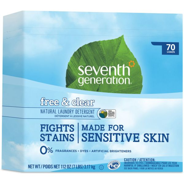 Seventh Generation 70-load Natural Laundry Detergent