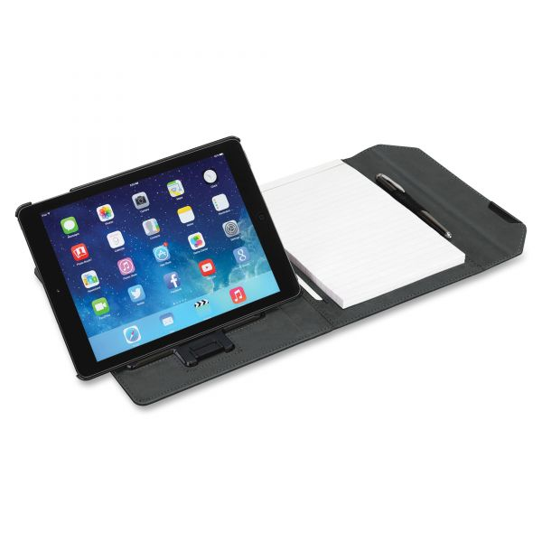 Fellowes MobilePro Series Deluxe Folio for iPad Air/iPad Air 2/Pro 9.7, Black