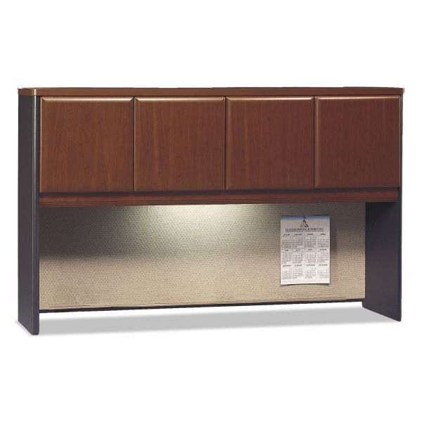 "bbf Series A 60"" Hutch by Bush Furniture"