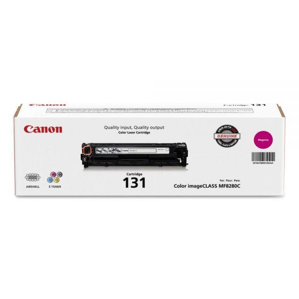 Canon CRG-131 Magenta Toner Cartridge (6270B001)
