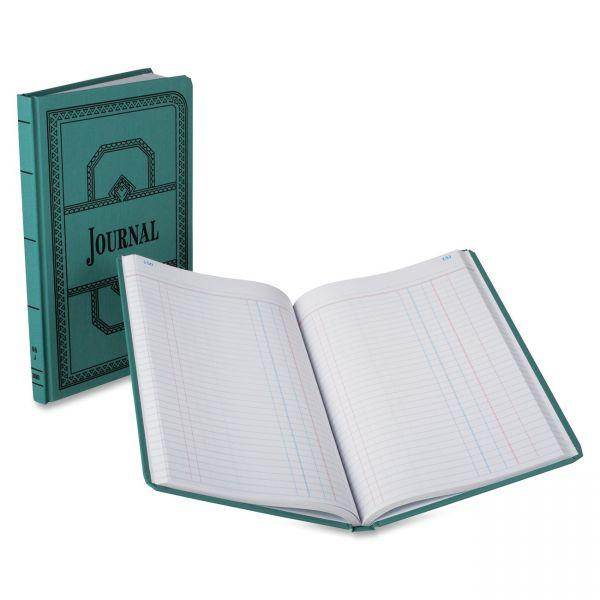 Boorum & Pease Boorum 66 Series Blue Canvas Journal Books