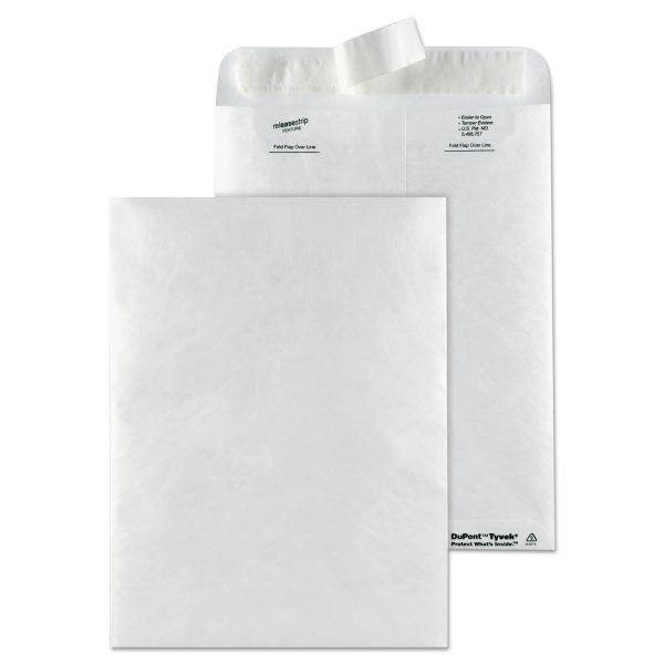 "Quality Park 9"" x 12"" Tyvek Envelopes"