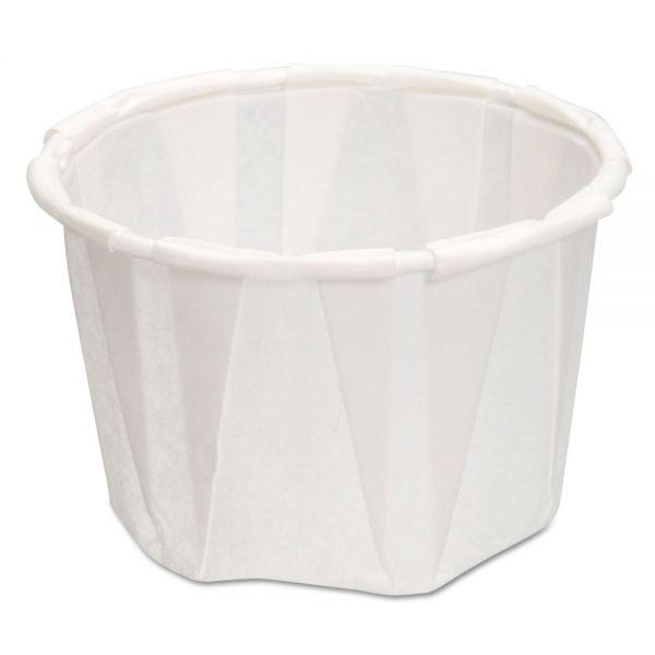 Genpak 1.25 oz Paper Portion Cups