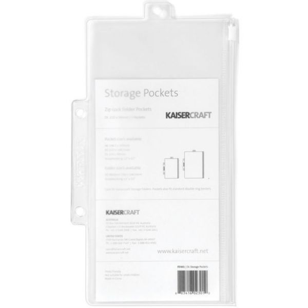 Pack & Store Storage Pockets 5/Pkg