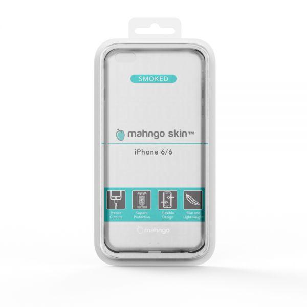ReVamp Mahngo Skin Slim TPU Protective Case (Smoked) (iPhone 6/6S)