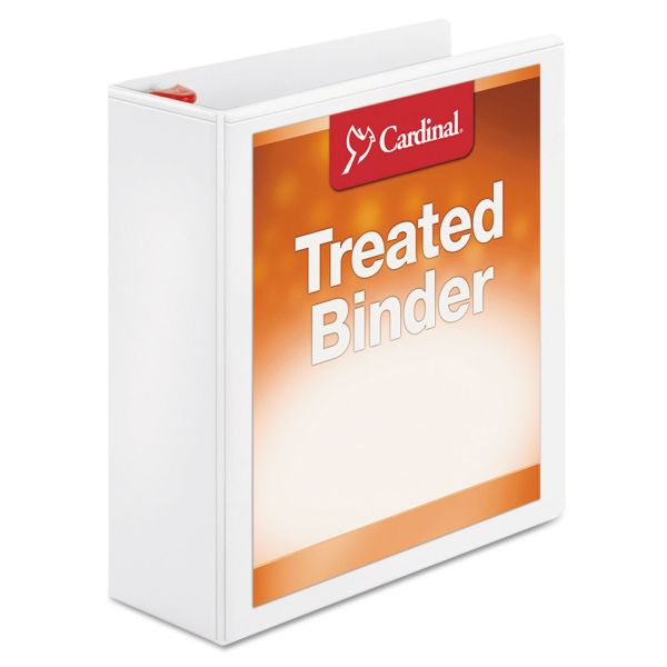 "Cardinal ClearVue 3"" 3-Ring View Binder"