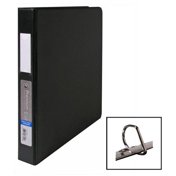 "Wilson Jones Locking 1"" 3-Ring Binder"