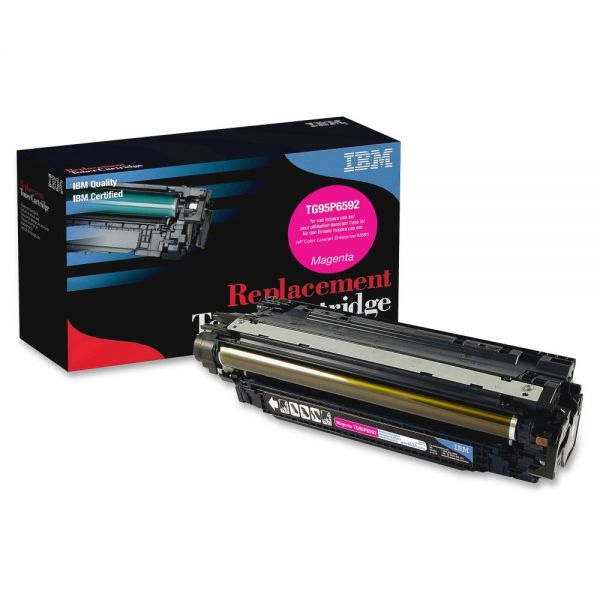 IBM Remanufactured HP 653A (CF323A) Toner Cartridge