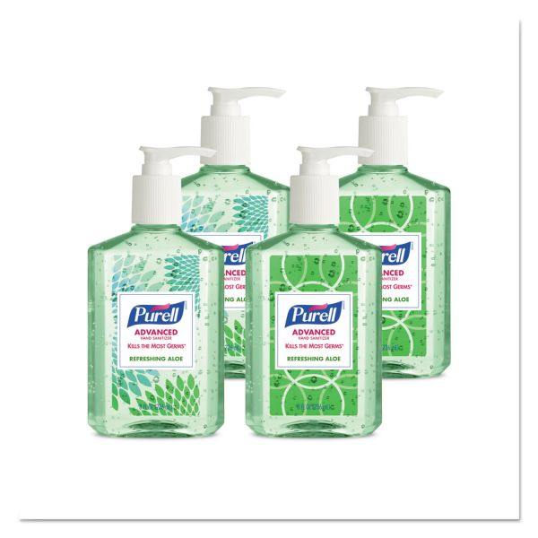 PURELL Advanced Instant Hand Sanitizer with Aloe