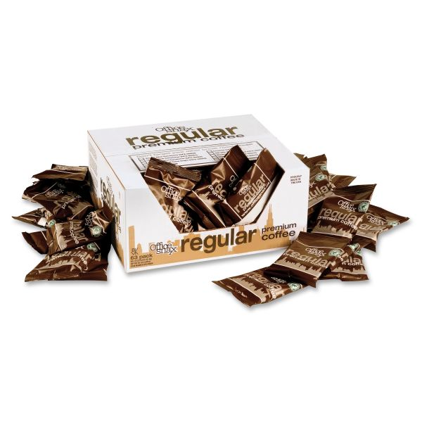 Office Snax 100% Pure Arabica Coffee Packs