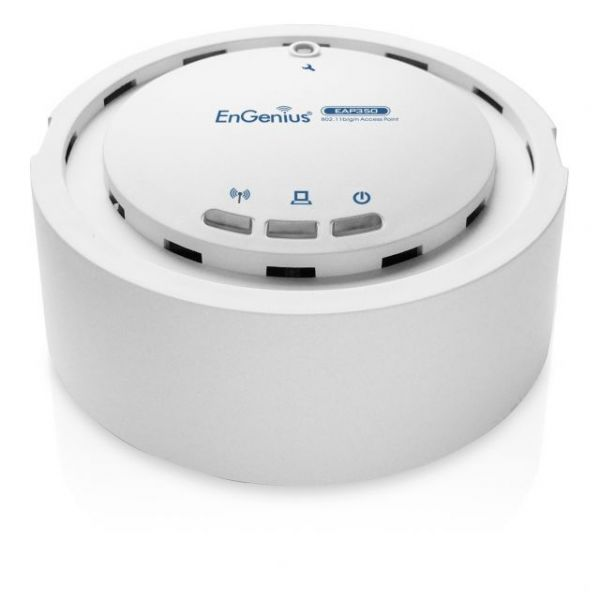 EnGenius N-EAP350 KIT Indoor Wireless-N Access Point with Gigabit PoE Injector