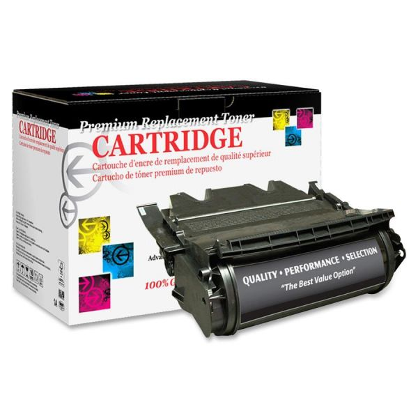 West Point Products Remanufactured Dell 114753P Black Toner Cartridge