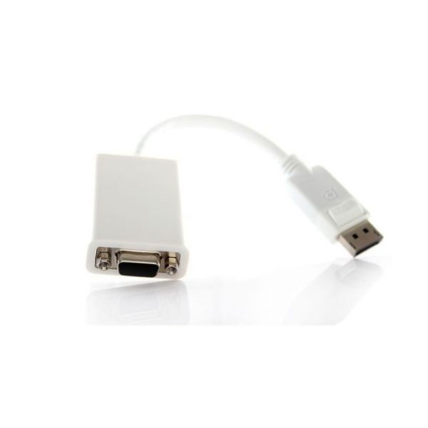 Unirise DisplayPort Male to SVGA Female Adapter