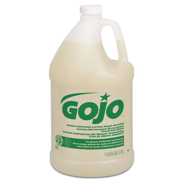 GOJO Green Certified Lotion Hand Soap