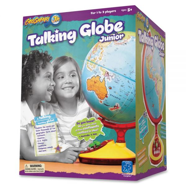 GeoSafari Talking Globe Junior