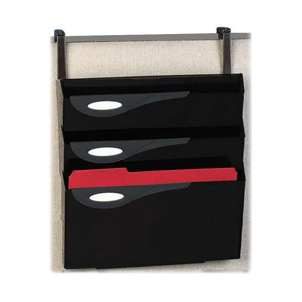 Rubbermaid Classic Hot File Hanging Wall File Pockets