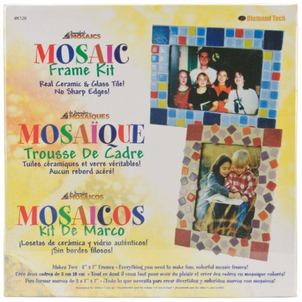 Mosaic Frame Kit