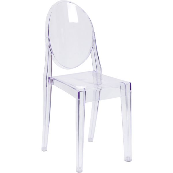 Flash Furniture Ghost Side Chair