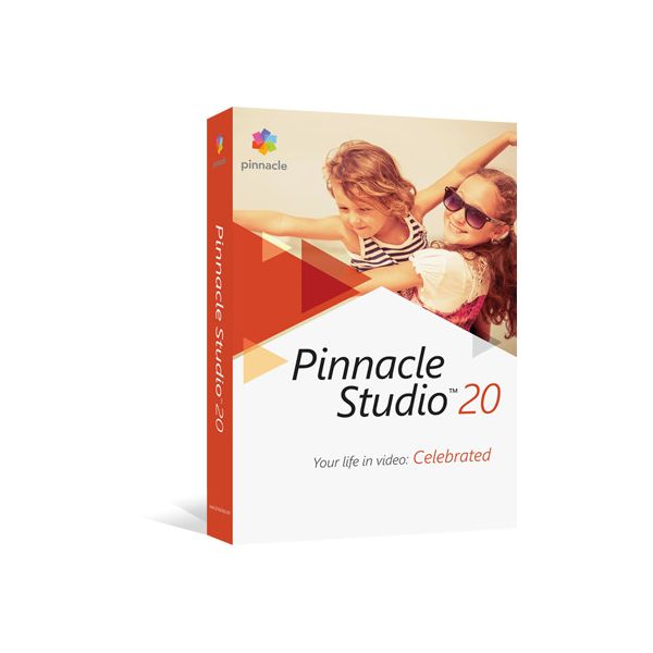 Pinnacle Studio v.20.0 Standard - Box Pack