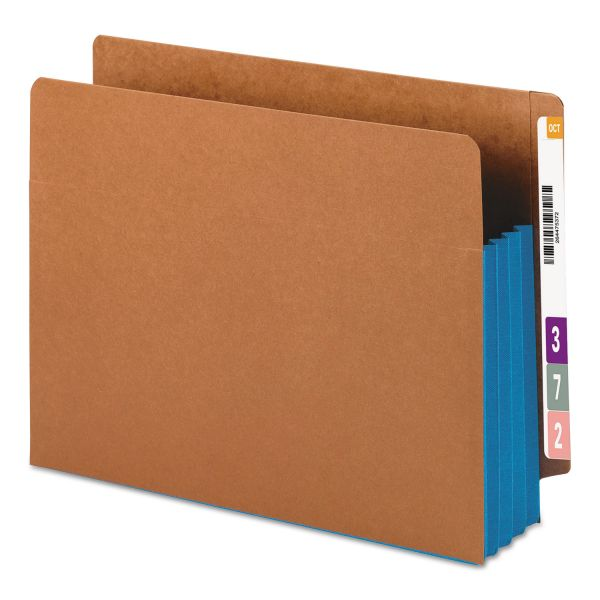 Smead TUFF Extra Wide Super-Tuff File Pockets