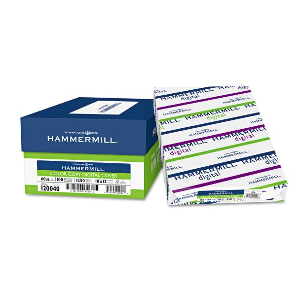 Hammermill Color Copy Digital Photo White Cover Stock