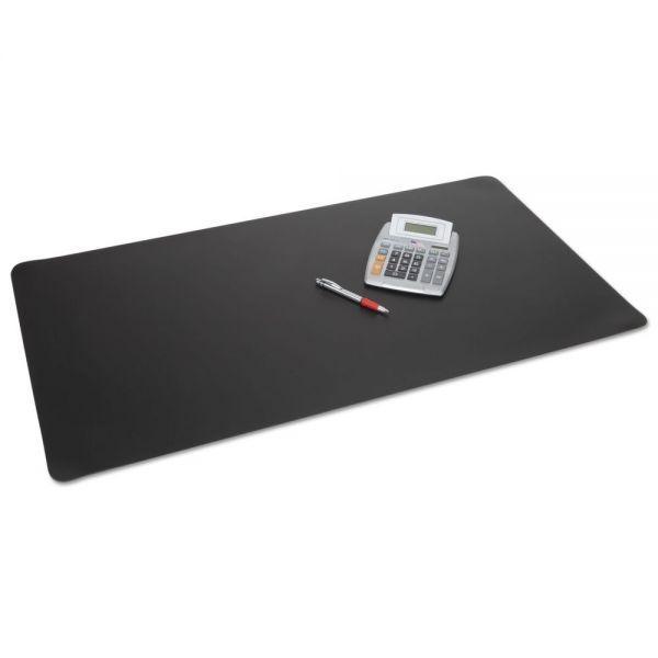 Artistic Rhinolin II Desk Pad with Microban, 24 x 17, Black