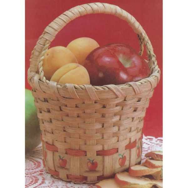 Burgundy Hill Basket Kit
