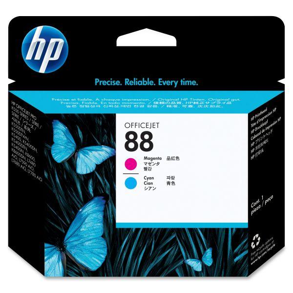 HP 88 Magenta/Cyan Printhead (C9382A)