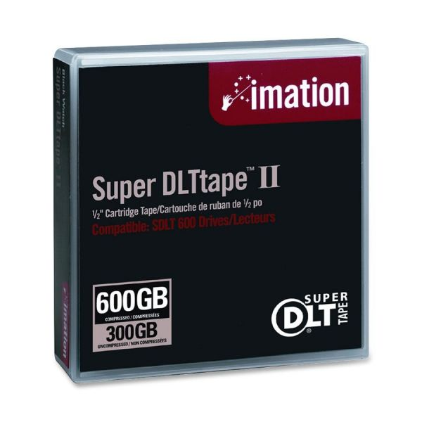 Imation BlackWatch SuperDLTtape II Cartridge