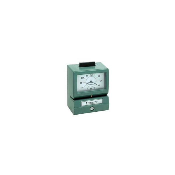 Acroprint 125ER3 Manual Print Time Recorder