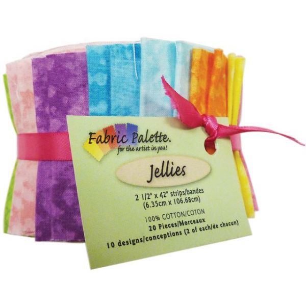 "Top Textures Jellies 2.5""X42"" 20/Pkg"