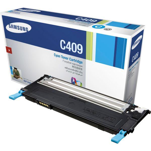 Samsung C409 Cyan Toner Cartridge