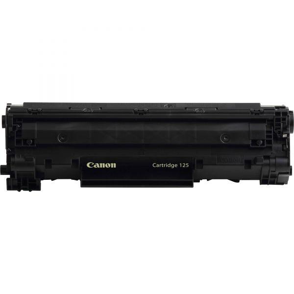 Canon 125 Black Toner Cartridge (3484B001)