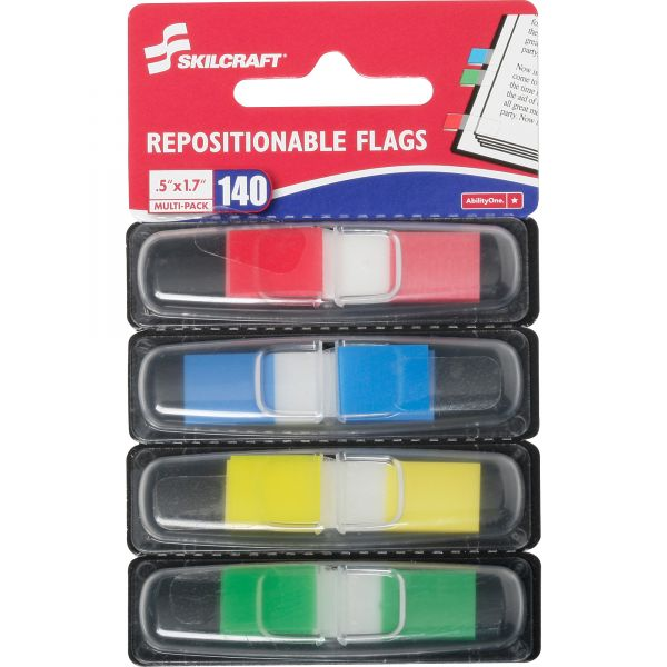 "SKILCRAFT 1/2"" Flags"