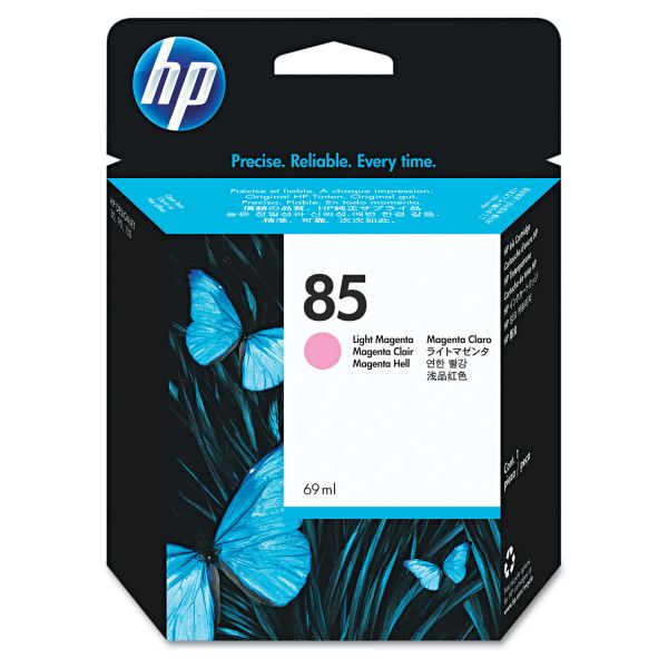 HP 85 Light Magenta Ink Cartridge (C9429A)