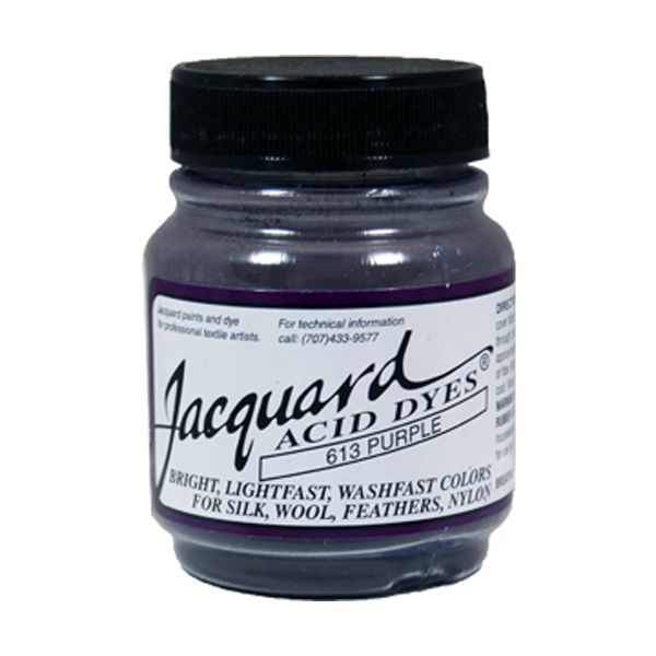 Jacquard Purple Acid Dyes