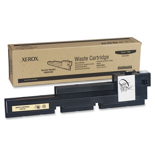 Xerox Waste Toner Cartridge For Phaser 7400 Printer